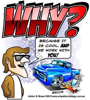 Car Caricatures Logos Cartoons And Business Graphics - Cool car cartoon